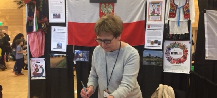 Polish Booth at FIUTS Fest 2017