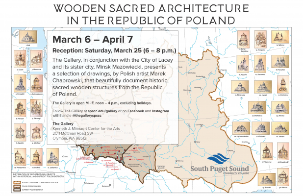 Wooden Sacred Architecture In The Republic Of Poland Slavic