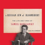 Galya Diment's book, A Russian Jew of Bloomsbury.