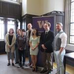 Group photo of graduates