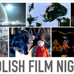 Polish Film Night Poster