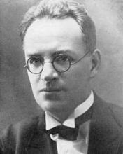 Photo of Boris Pilnyak