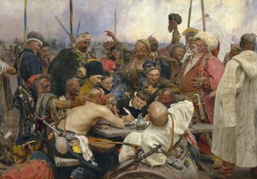 Reply of the Zaporozhian Cossacks