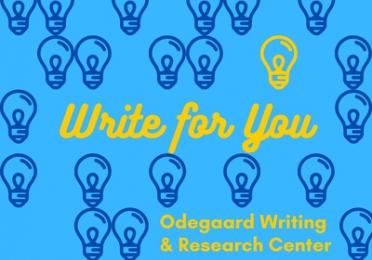 Write for You logo