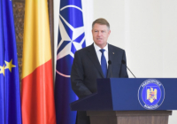 Photo of Romanian President