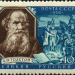 Tolstoy Stamp War Peace