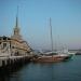 Boats at port in Sochi, Russia